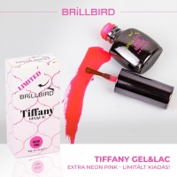 TIFFANY GEL&LAC 5 ML NEON PINK LIMITED EDITION TI2