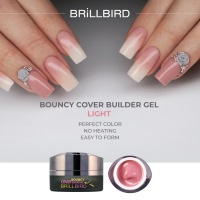 BOUNCY COVER BUILDER LIGHT GEL 50 ml